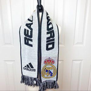 ADIDAS Real Madrid Knit Scarf